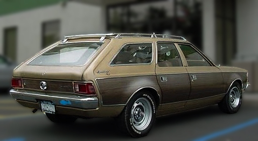 AMC Hornet cars from movies