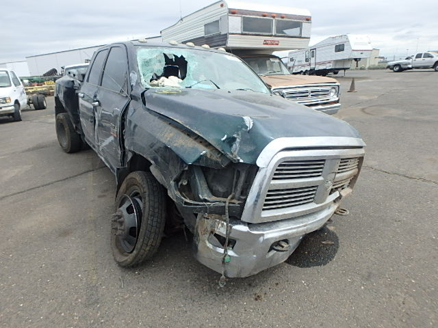 2011 Dodge Ram Salvage at auction
