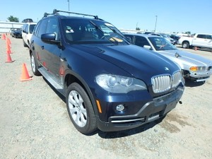 BMW at Copart Auto Auction