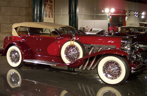 Duesenberg Model J Coupe