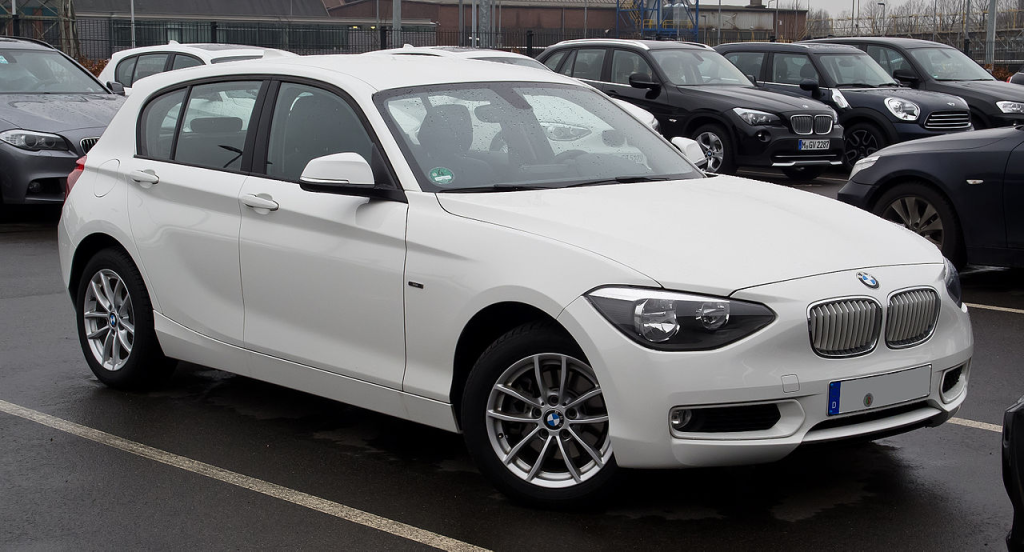 This One Fits Effortlessly In The Ranks Of The Best Small Family  Automobiles. The BMW 1 Series, Having Various Models, Is A Cool Ride And  Surprisingly Cheap ...