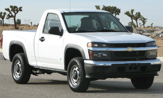 Chevrolet Colorado 2WD