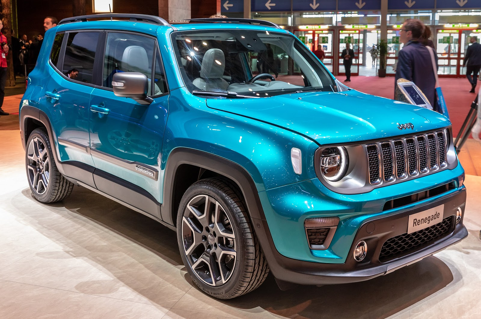 2020 Jeep Renegade S