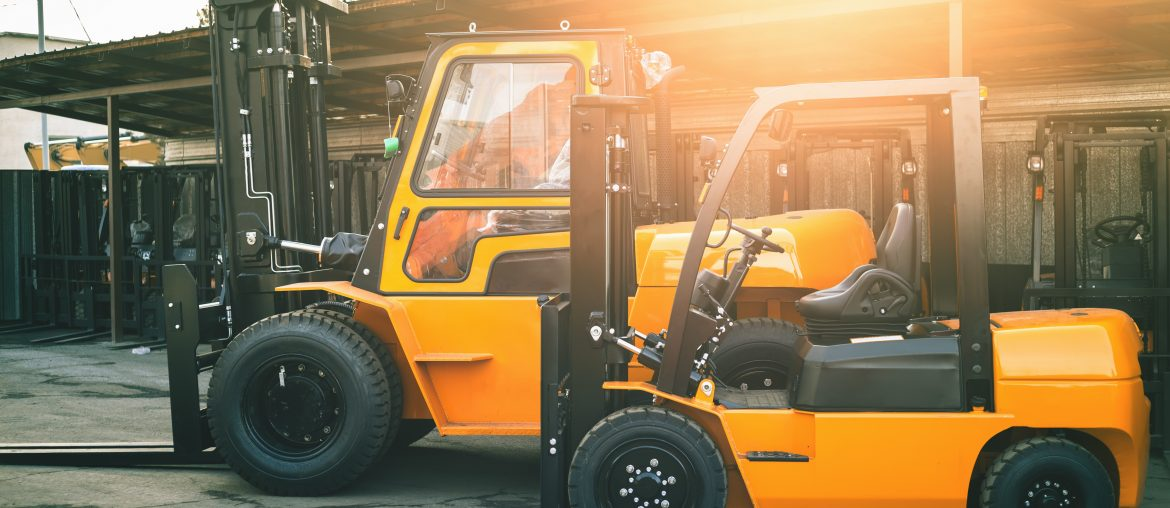 Industrial Equipment Forklifts