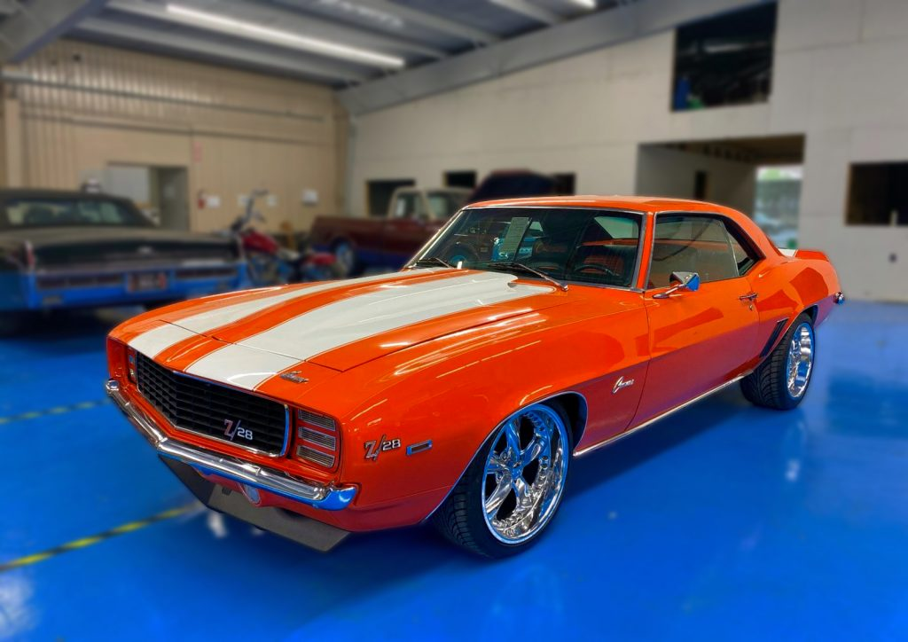 1969 Chevrolet RS Classic Cars for sale