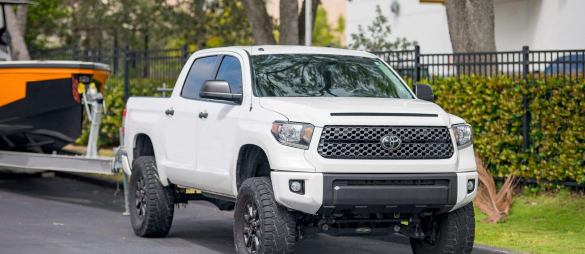 Salvage title trucks for sale