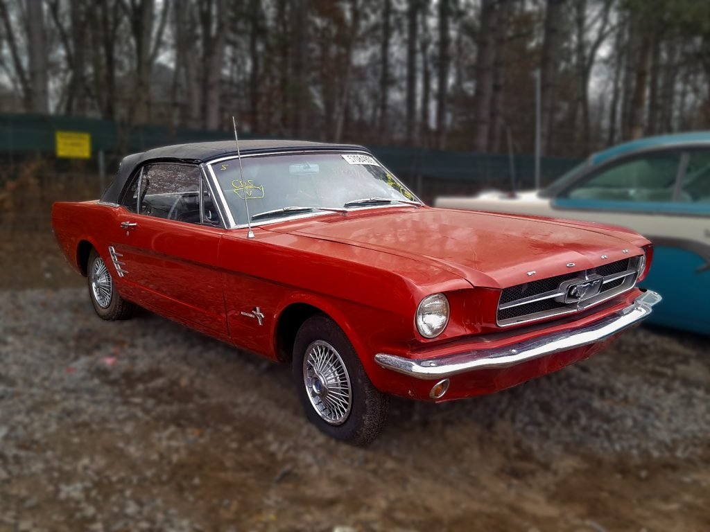 1965 Ford Mustang classic cars for sale