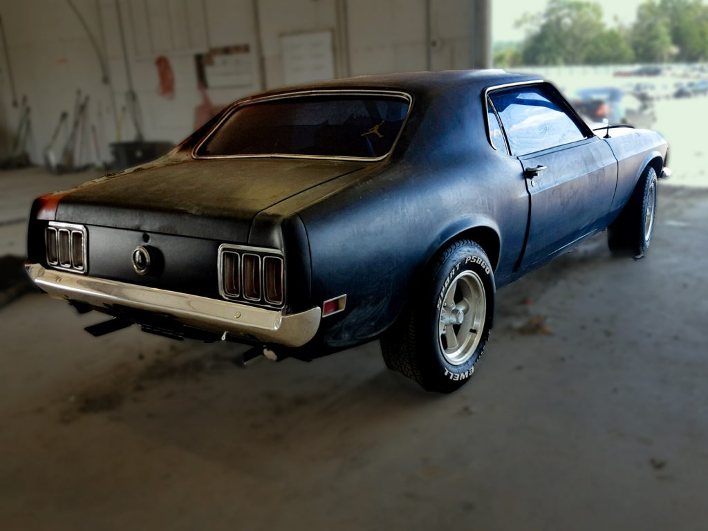 1970 Mustang for parts