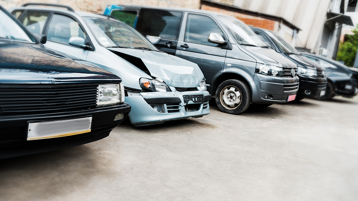 Top 5 Damage Types To Look For At Online Auto Auctions Autobidmaster