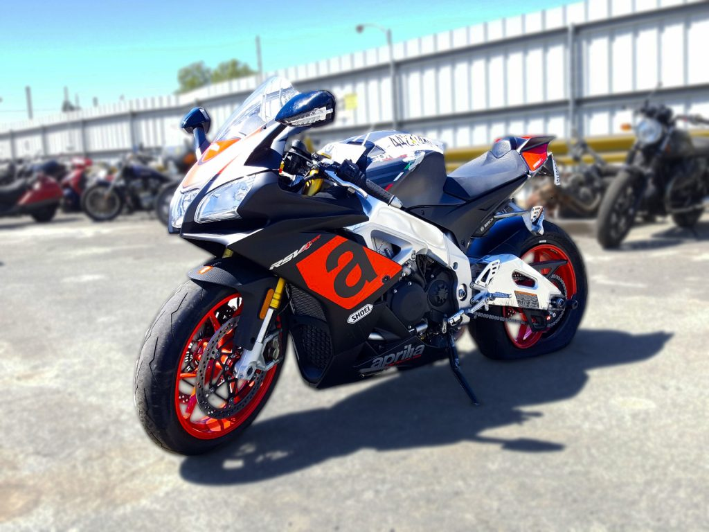 totaled motorcyles salvage motorcycles aprilia