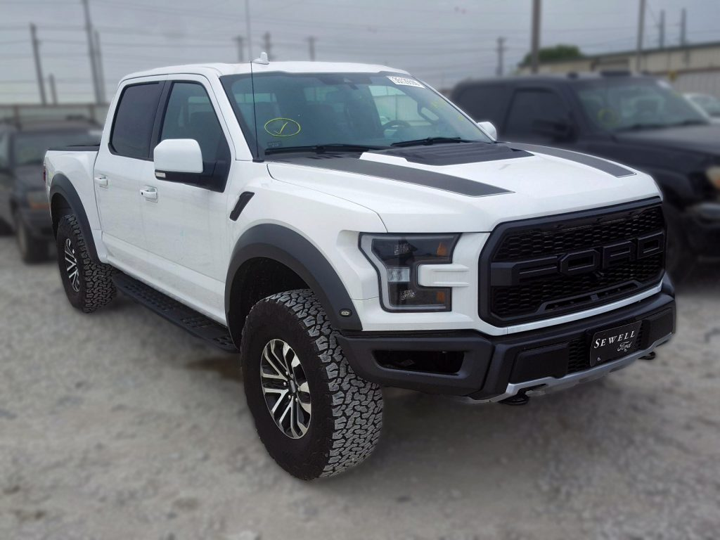 Salvage pickup trucks auctions ford f150 wrecked ford trucks