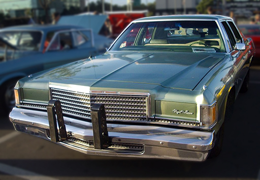 1977 Dodge Royal Monaco cars from movies