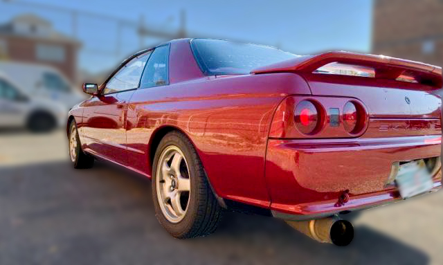 Right hand drive nissan skyline