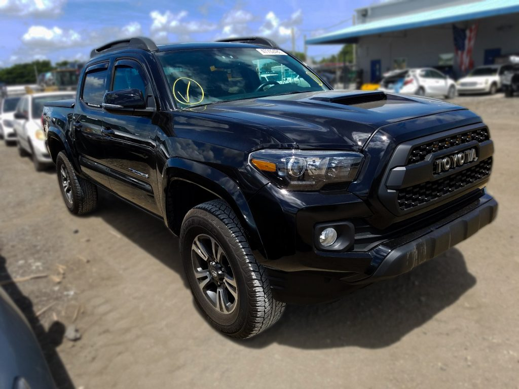 which pickup truck tailgating toyota tacoma
